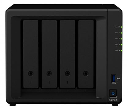 Synology DiskStation DS918+ 1