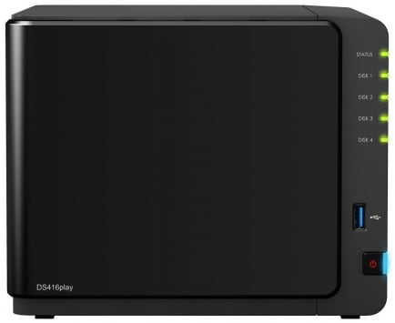 Synology DiskStation DS416play 5