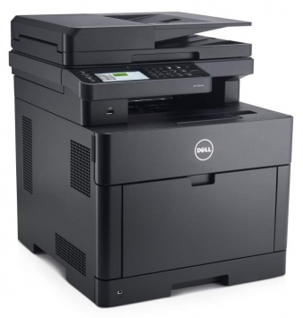 Dell Color Cloud Multifunction Printer H625cdw 2