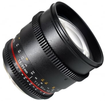 Rokinon 85mm T1.5 Cine DS 3