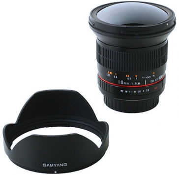 Samyang 10mm f/2.8 ED AS NCS CS 4