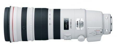 Canon EF 200-400mm f/4 L IS USM Extender 1.4x 3
