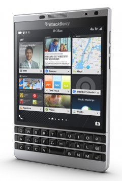 BlackBerry Passport Silver Edition 8