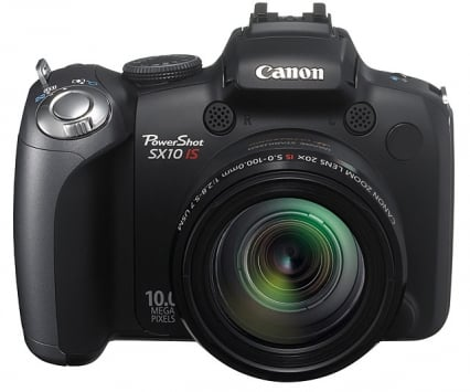 Canon PowerShot SX10 IS 1