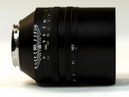 SLR Magic Hyperprime LM CINE 50mm T/0.95 1
