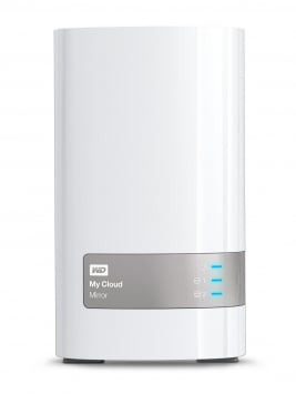 WD My Cloud Mirror Gen 2 2