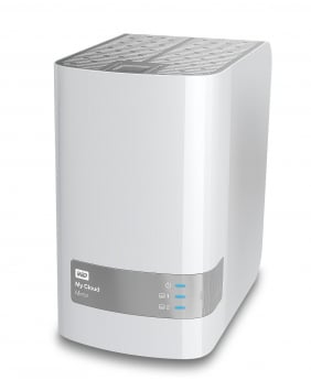 WD My Cloud Mirror Gen 2 1