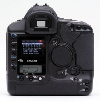 Canon EOS-1Ds Mark II 2