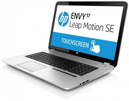 HP Envy 17 Leap Motion Special Edition 2