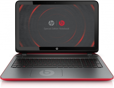 HP Pavilion 15 Touch Beats Edition 1