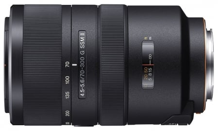 Sony 70-300mm f/4.5-5.6 G SSM II 3