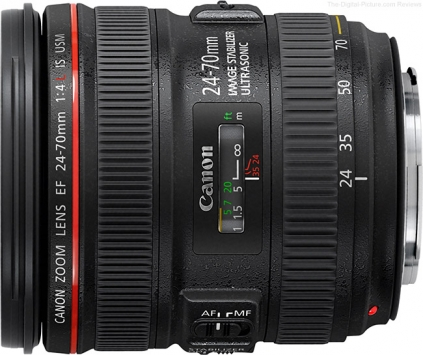 Canon EF 24-70mm f/4L IS USM 1