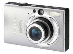 Canon IXUS 80 IS (PowerShot SD1100 IS)