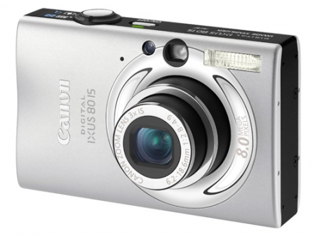 Canon IXUS 80 IS (PowerShot SD1100 IS) 1