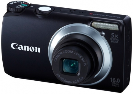 Canon Powershot A3300 IS 1