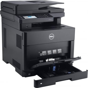 Dell Smart Color Multifunction Printer S2825cdn 3