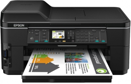 Epson WorkForce Pro WF-7515 1