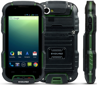 Evolveo StrongPhone D2 5