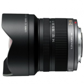 Panasonic 7-14 mm f/4 ASPH LUMIX G VARIO 2