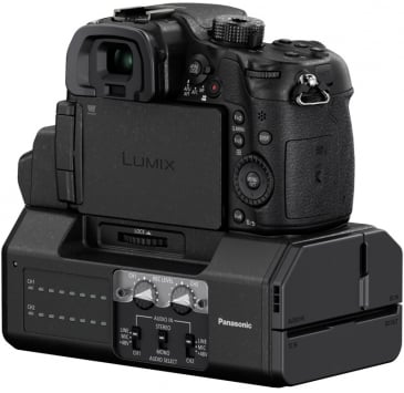 Panasonic Lumix DMC-GH4 21