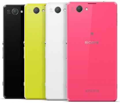 Sony Xperia Z1 Compact 2