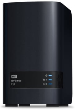 Western Digital My Cloud EX2 1