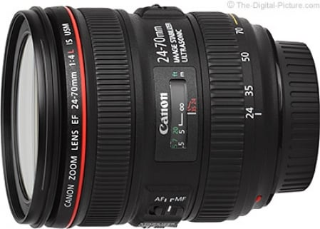 Canon EF 24-70mm f/4L IS USM 2