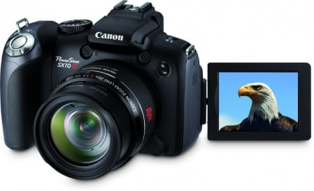 Canon PowerShot SX10 IS 4