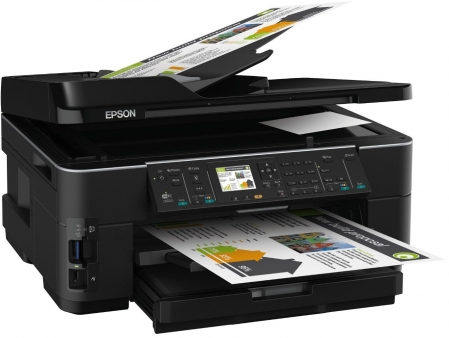 Epson WorkForce Pro WF-7515 5