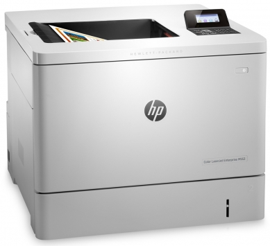 HP Color LaserJet Enterprise M553dn 4