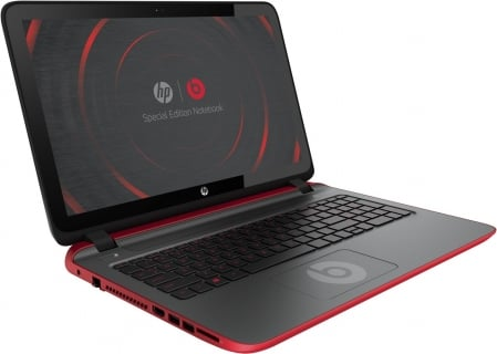 HP Pavilion 15 Touch Beats Edition 7