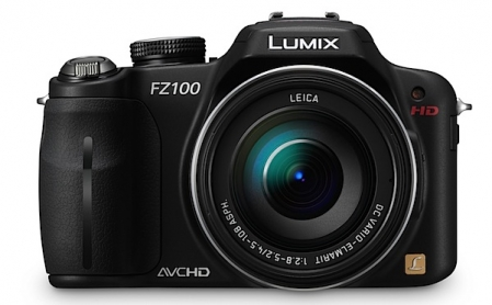 Panasonic Lumix DMC-FZ100 1