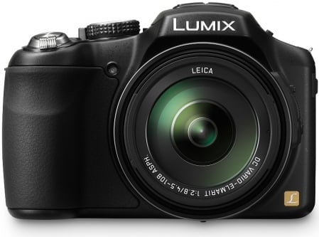Panasonic Lumix DMC-FZ200 1