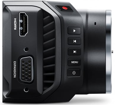 Blackmagic Micro Cinema Camera 4