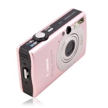 Canon IXUS 80 IS (PowerShot SD1100 IS) 3