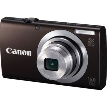 Canon PowerShot A2400 IS 2