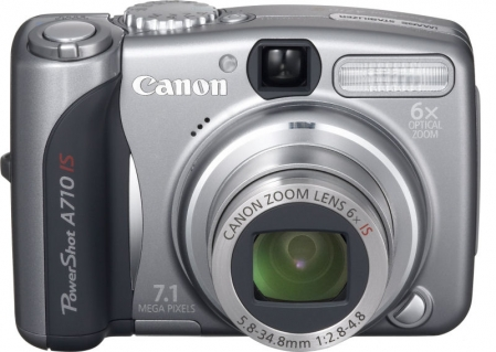 Canon PowerShot A710 IS 1