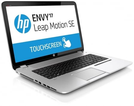 HP Envy 17 Leap Motion Special Edition 3