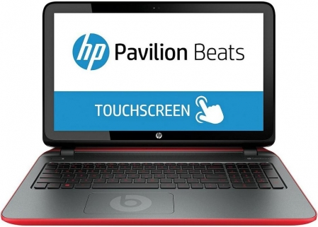 HP Pavilion 15 Touch Beats Edition 8