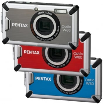 Pentax Optio W80 4