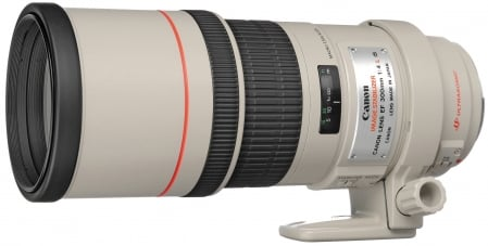 Canon EF 300 mm f/4 L IS USM 1