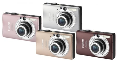 Canon IXUS 80 IS (PowerShot SD1100 IS) 4