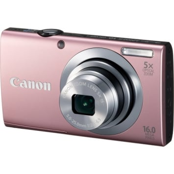 Canon PowerShot A2400 IS 3
