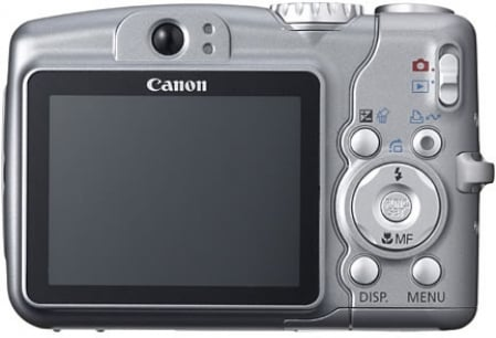 Canon PowerShot A710 IS 2