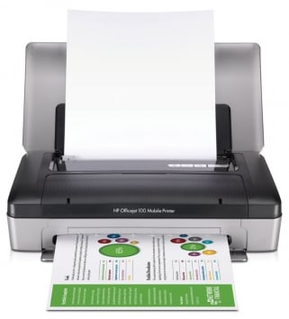 HP OfficeJet 100 Mobile 1