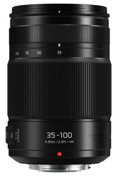 Panasonic Lumix G X Vario 35-100mm f/2.8 II Power O.I.S. 3