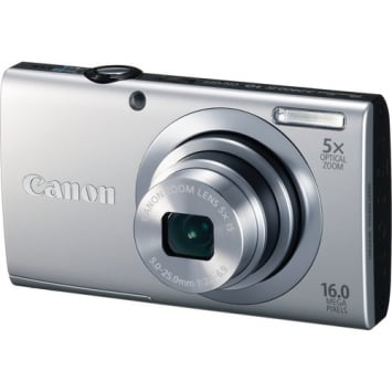 Canon PowerShot A2400 IS 4