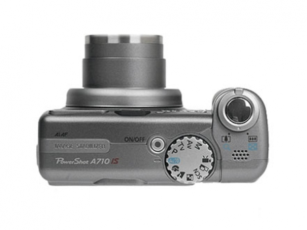 Canon PowerShot A710 IS 3