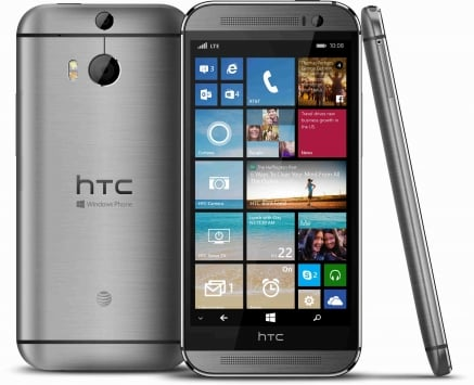 HTC One M8  (Windows) 3