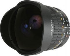 Samyang 8mm f/3.5 UMC Fish Eye CS II